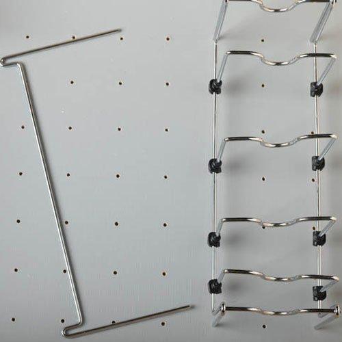 Rev-A-Shelf Chrome Pot And Pan Organizer 5DCD-1-CR
