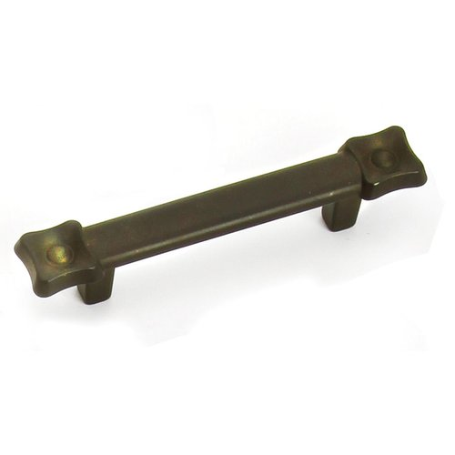 Laurey Hardware Flair 3 Inch Center to Center Oil Rubbed Bronze Cabinet Pull 38766