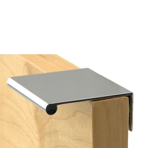 Berenson 1-3/4 Inch Length Polished Chrome Finger Pull 1053-4026-P