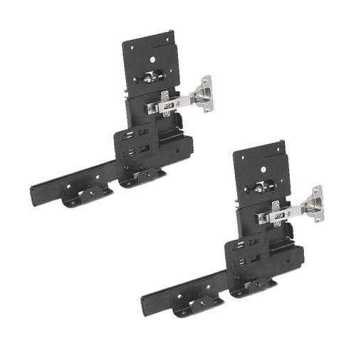 Accuride 1321 Pro Pocket Door Slide 24 inch with Hinges CB1321D-24