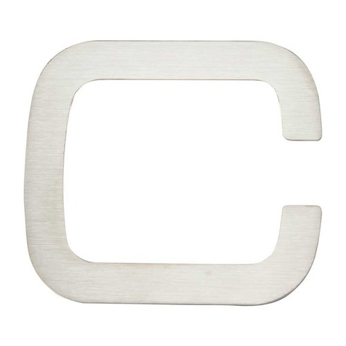 "Atlas Homewares Paragon House Letter ""C inch Stainless Steel PGNC-SS"