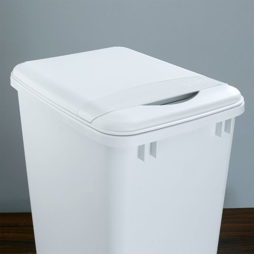 Rev-A-Shelf Flip Up Lid For 35 Quart Container - White RV-35-LID-1