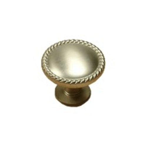 Hawthorne 1-1/4 Inch Diameter Dull Satin Nickel Cabinet Knob <small>(#22326-DSN)</small>