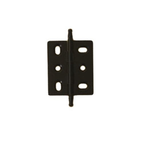 Hafele Elite Mortised Butt Hinge 50X40mm - Black 354.17.300