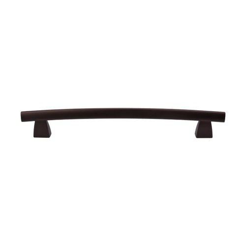 Top Knobs Appliance Pull 12 Inch Center to Center Oil Rubbed Bronze Appliance Pull TK7ORB