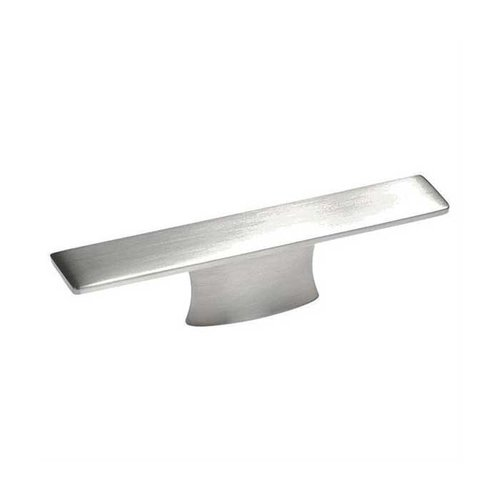 Hickory Hardware Metro Mod 1-1/4 Inch Center to Center Satin Nickel Cabinet Pull P3617-SN
