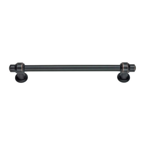 Atlas Homewares Bronte 6-5/16 Inch Center to Center Venetian Bronze Cabinet Pull 315-VB