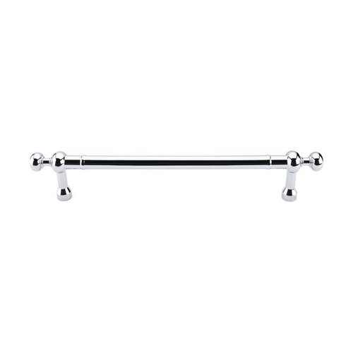 Top Knobs Appliance Pull 12 Inch Center to Center Polished Chrome Appliance Pull M829-12