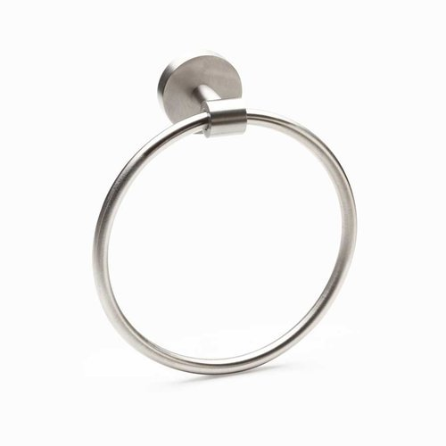 Towel Ring Brushed Nickel <small>(#6111-3BPN-P)</small>