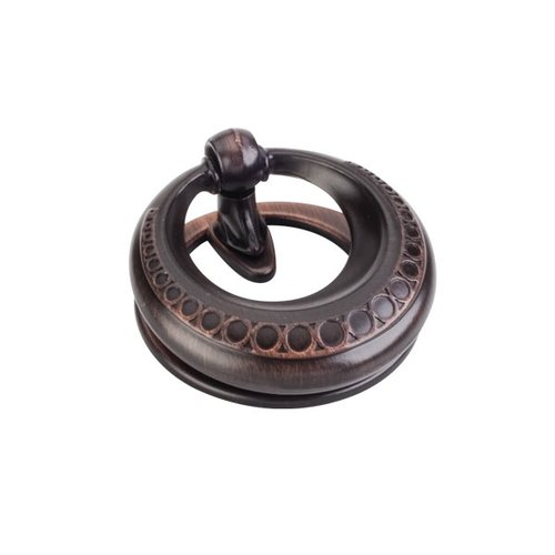 Symphony 2 Inch Diameter Dark Brushed Antique Copper Cabinet Knob <small>(#1976DBAC)</small>