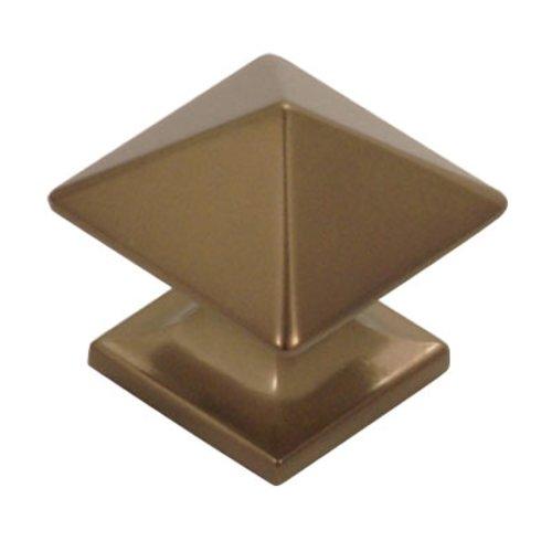 Hickory Hardware Studio 1-1/4 Inch Diameter Veneti Bronze Cabinet Knob P3015-VBZ