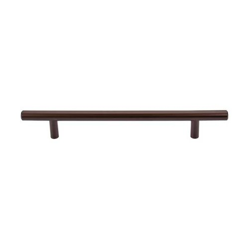 Top Knobs Bar Pull 6-5/16 Inch Center to Center Oil Rubbed Bronze Cabinet Pull M759