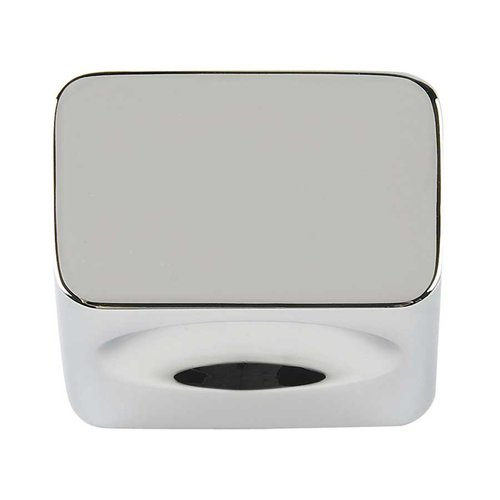 Element 1 Inch Diameter Polished Chrome Cabinet Knob <small>(#294-CH)</small>