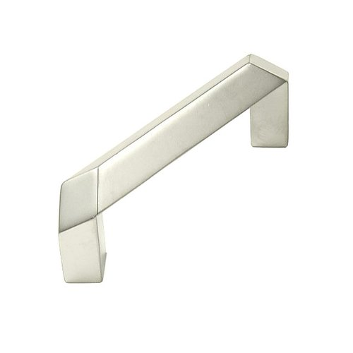 Century Hardware Venus 2-1/2 Inch Center to Center Dull Chrome Europe Cabinet Pull 24251-DCE