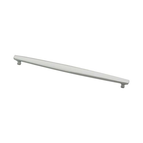 Liberty Hardware Ashtyn 12 Inch Center to Center Polished Chrome Cabinet Pull P27342-PC-C
