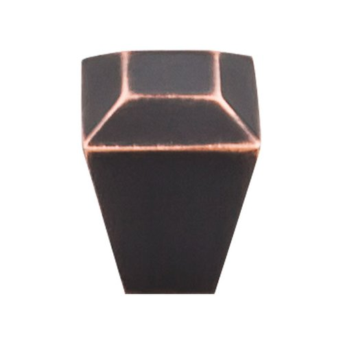Top Knobs Serene 1 Inch Diameter Tuscan Bronze Cabinet Knob TK811TB