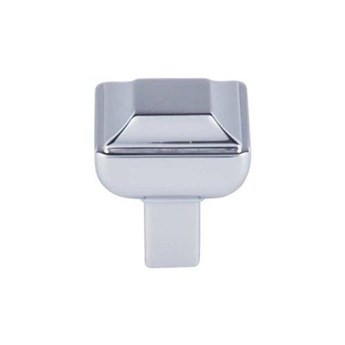 Top Knobs Transcend 1 Inch Diameter Polished Chrome Cabinet Knob TK670PC