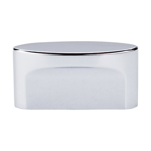 Top Knobs Sanctuary 1-1/2 Inch Center to Center Polished Chrome Cabinet Knob TK74PC