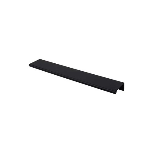 Top Knobs Mercer 10 Inch Length Flat Black Finger Pull TK505BLK