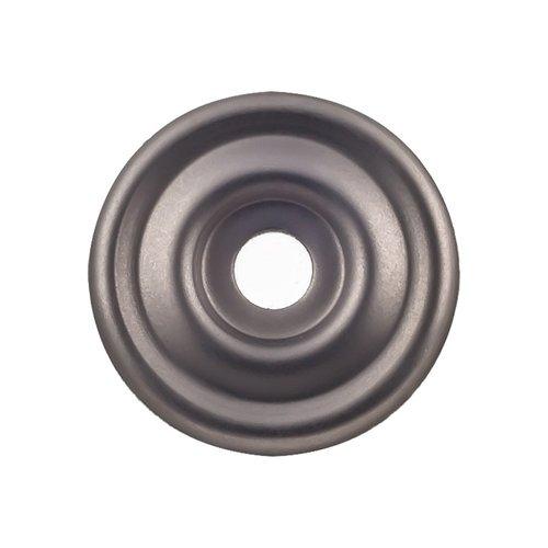 Top Knobs Devon Brixton Backplate 1 3/8 inch Diameter Ash Gray TK890AG