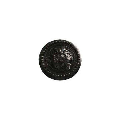 Hafele Artisan 1-7/8 Inch Diameter Oil Rubbed Bronze Cabinet Knob 125.86.304