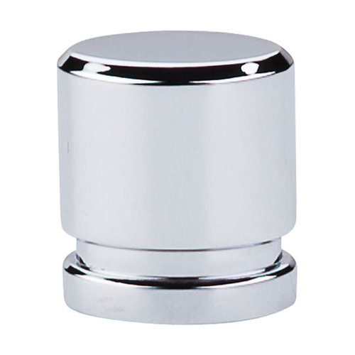 Top Knobs Sanctuary 1 Inch Length Polished Chrome Cabinet Knob TK57PC