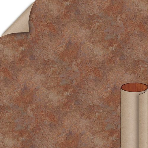 Wilsonart Oxide Matte Finish 4 ft. x 8 ft. Peel/Stick Vertical Grade Laminate Sheet 1787-60-735-48X096