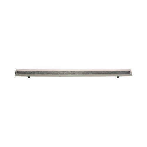 Atlas Homewares Primitive 14 Inch Center to Center Brushed Nickel Appliance Pull AP01-BRN
