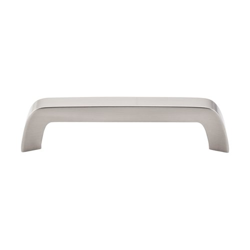 Top Knobs Nouveau III 5-1/16 Inch Center to Center Brushed Satin Nickel Cabinet Pull M1173