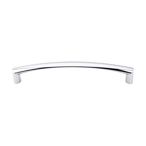 Top Knobs Appliance Pull 12 Inch Center to Center Polished Chrome Appliance Pull TK141PC