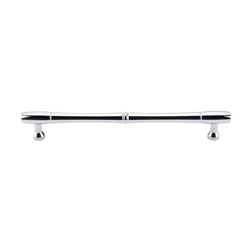 Top Knobs Appliance Pull 18 Inch Center to Center Polished Chrome Appliance Pull M721-18