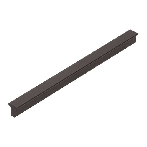 Successi 6-5/16 Inch Center to Center Matte Black Cabinet Pull <small>(#A861-BL)</small>