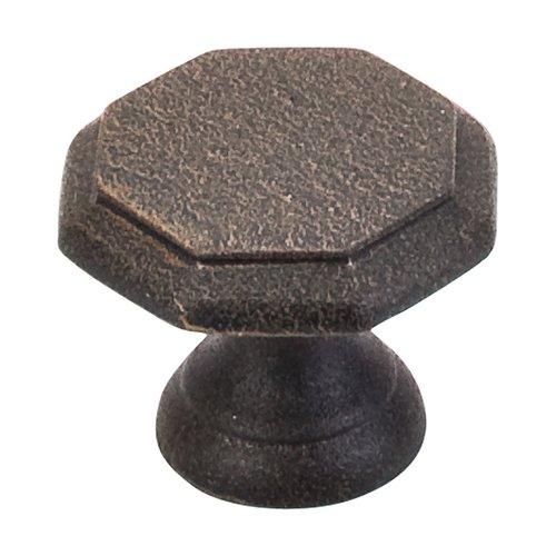Top Knobs Britannia 1-1/4 Inch Diameter Rust Cabinet Knob M8