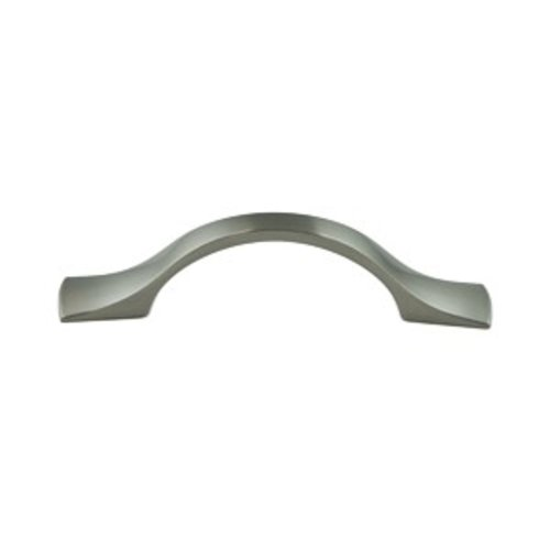 Berenson Echo 3 Inch Center to Center Brushed Nickel Cabinet Pull 9222-1BPN-P