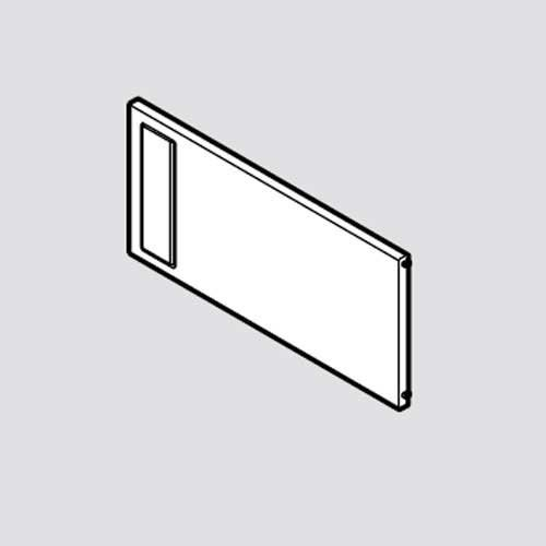 Legrabox Ambia-Line Cross Divider For Deep Drawer Insert <small>(#ZC7Q0P0FS)</small>