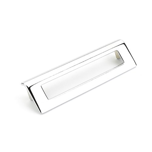 Schaub and Company Finestrino 6-5/16 Inch Center to Center Polished Chrome Cabinet Pull 451-26