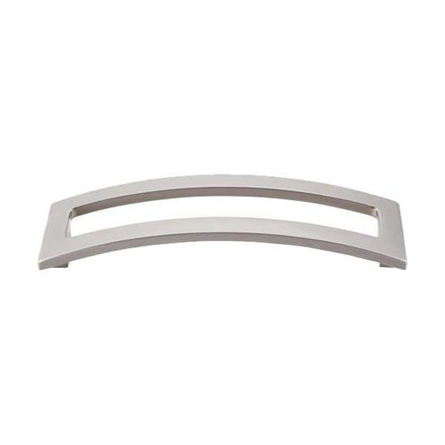 Top Knobs Sanctuary II 5 Inch Center to Center Brushed Satin Nickel Cabinet Pull TK247BSN