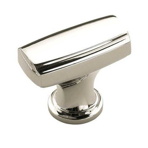 Highland Ridge 1-3/8 Inch Diameter Polished Nickel Cabinet Knob <small>(#BP55311PN)</small>