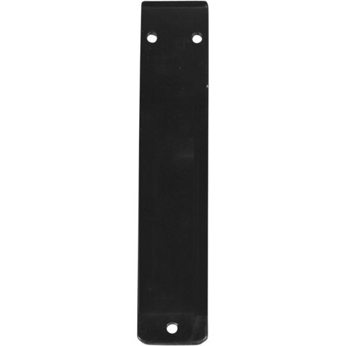 "Ekena Millwork Loera 1.5""W x 5.5""D x 8""H Countertop Bracket - Iron/Steel Powder Coated Black BKTM01X05X08SLO"