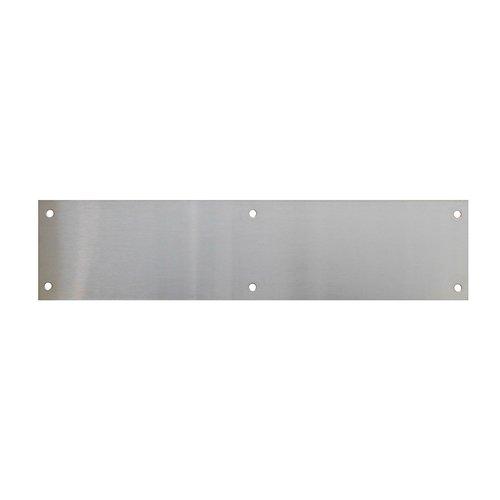 "Don-Jo Stainless Steel Door Kick Plate 6 inch x 32"" 90-6"" X 32""-630"