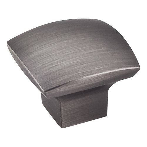 "Sonoma Cabinet Knob 1-3/16"" L - Brushed Pewter <small>(#431BNBDL)</small>"