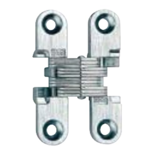 Soss #101 Invisible Hinge Bright Nickel 101CUS14