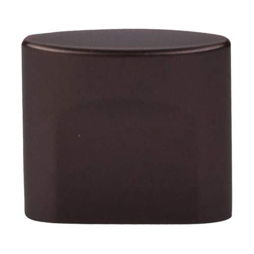Top Knobs Sanctuary 3/4 Inch Center to Center Oil Rubbed Bronze Cabinet Knob TK73ORB