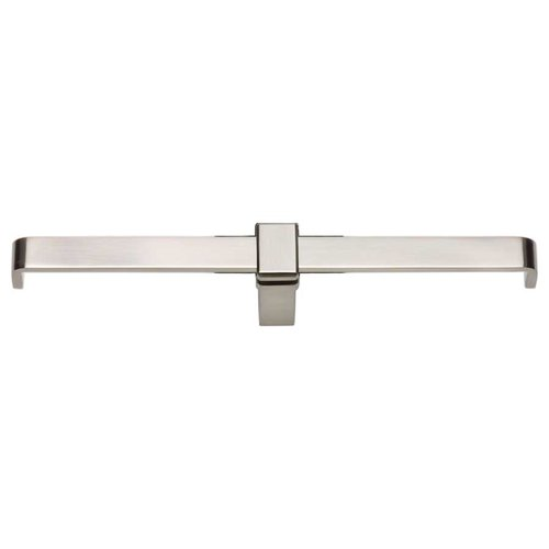 Atlas Homewares Buckle Up Dual Purpose Double Bar Brushed Nickel BUDTP-BRN