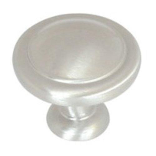 Amerock Reflections 1-1/4 Inch Diameter Satin Nickel Cabinet Knob BP1387G10