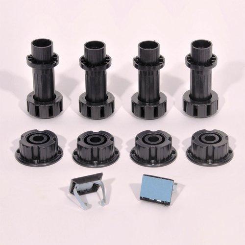 Peter Meier Plastic Leveler Polybag Kit 400-415B