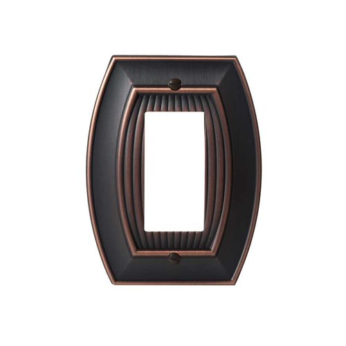 Allison One Rocker Wall Plate Oil Rubbed Bronze <small>(#BP36532ORB)</small>