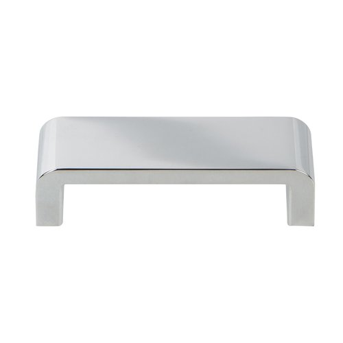 Platform Pull 96MM C/C Polished Chrome <small>(#A914-CH)</small>