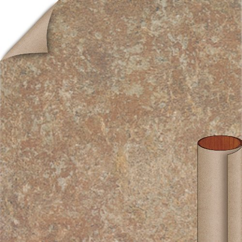 Nevamar Canyon Fissure Textured Finish 4 ft. x 8 ft. Vertical Grade Laminate Sheet FS2001T-T-V3-48X096