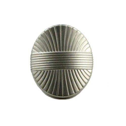 Berenson Opus 1-3/8 Inch Diameter Satin Nickel Cabinet Knob 7170-1015-C